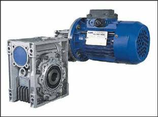 Мотор — редукторы DRV