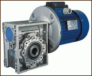Мотор — редукторы NMRV