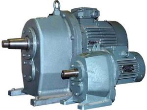 Цилиндрические мотор - редукторы